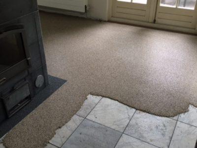 ABK Kunststofvloeren - Siergrind vloeren