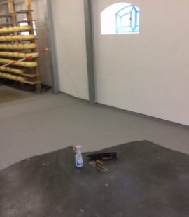 ABK Kunststofvloeren - Mortelvloeren
