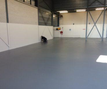 ABK Kunststofvloeren - Coating vloeren